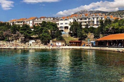 8 napos all inclusive vakáció a horvát tengerparton