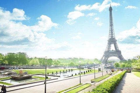 4 napos pihenés kora tavaszig Párizsban repülővel