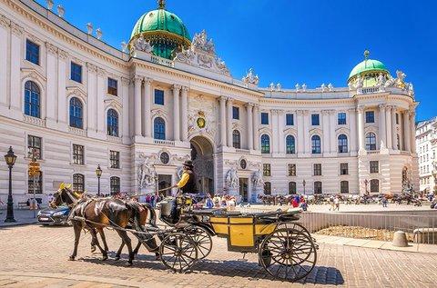 Márciusi buszos utazás 1 fő részére Bécsbe