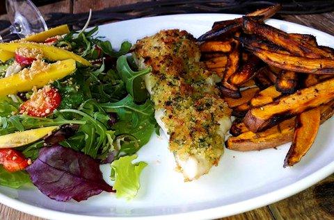 Mennyei tengeri ételek 2 fő részére Szentendrén