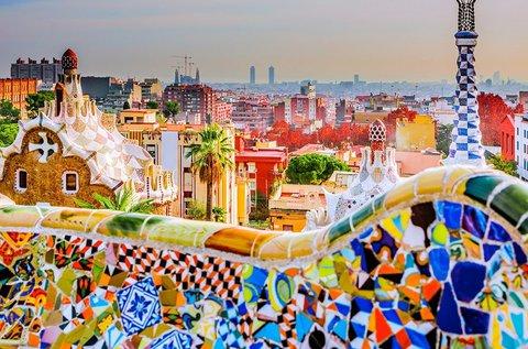 4 napos városlátogatás Barcelonában repülővel