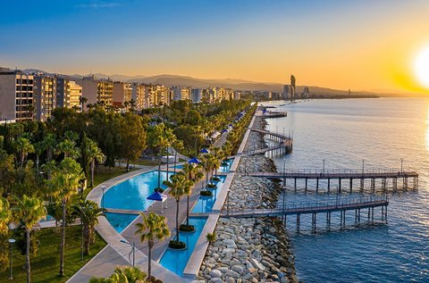 8 napos főszezoni nyaralás a meseszép Cipruson