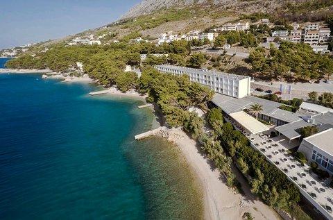 8 napos főszezoni nyaralás a horvát tengerparton