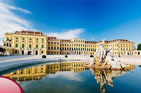 Buszos kirándulás a Schönbrunni kastélyhoz