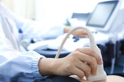 Nőgyógyászati vizsgálat konzultációval