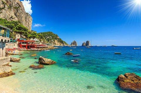8 napos kalandos körutazás Dél-Olaszországban