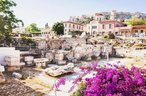 3 napos kikapcsolódás nyár végéig Athénban