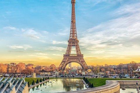 4 napos kiruccanás a a fények városába, Párizsba