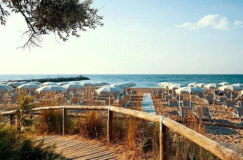 6 napos nyaralás májustól az olasz tengerparton