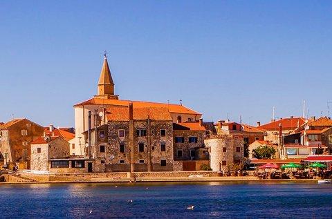 6 napos főszezoni üdülés a Horvát Riviérán
