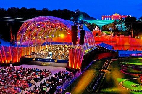 Buszos utazás a Bécsi Filharmonikusok koncertjére
