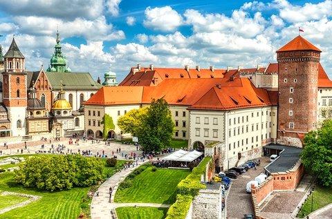 Buszos utazás Krakkóba és a Wieliczkai sóbányába