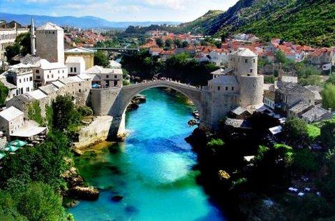 4 napos csodás nyaralás Bosznia-Hercegovinában