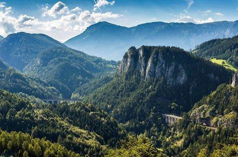 Élménydús kirándulás vonatozással Ausztriában