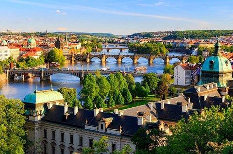 3 napos kellemes feltöltődés Prága keleti részén