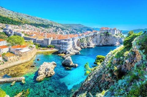 8 napos nyári feltöltődés Dubrovnikban repülővel