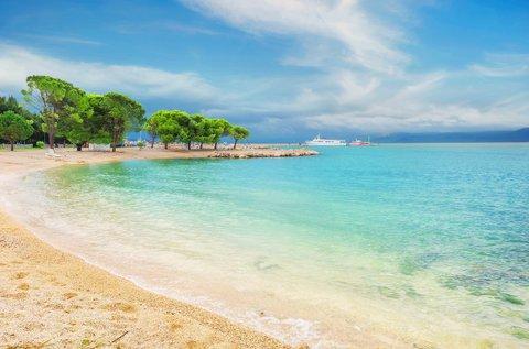 Felhőtlen tengerparti vakáció Crikvenicában