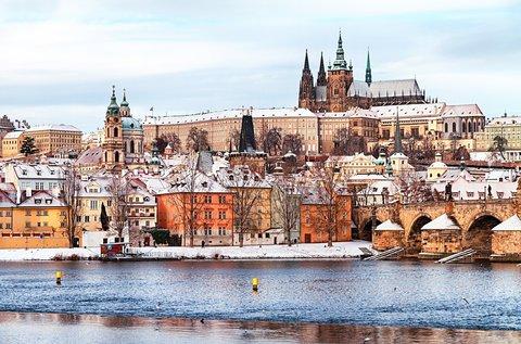 3 napos téli városnézés a cseh fővárosban, Prágában