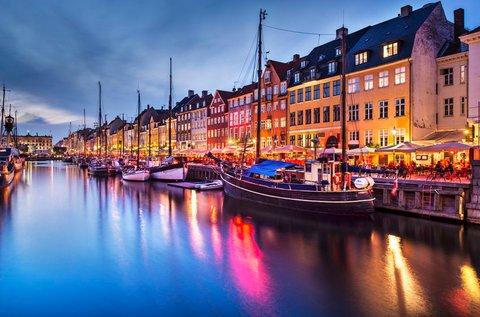 Családi látogatás a pezsgő Koppenhágában