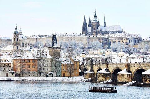 Téli élmények a varázslatos Prágában