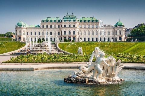 Hétvégi városnézés szeptemberig Bécsben