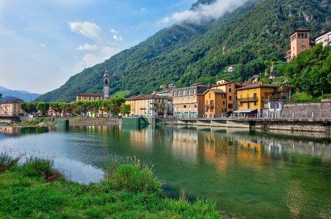 6 napos feltöltődés januárig Olaszországban