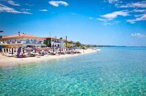 8 napos vakáció repülővel a Halkidiki-félszigeten