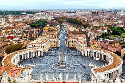 Emlékezetes kirándulás egész évben Rómában