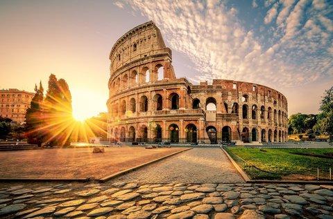 Élményekkel teli városnézés egész évben Rómában