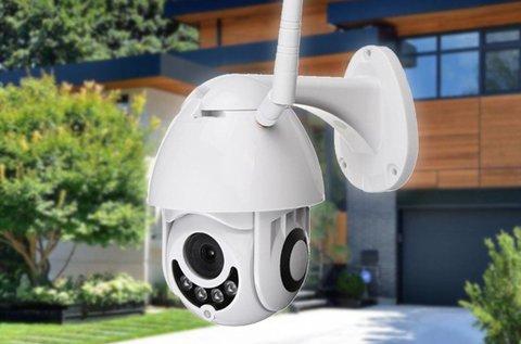Vezeték nélküli biztonsági IP kamera