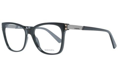 Diesel női szemüvegkeret fekete színben