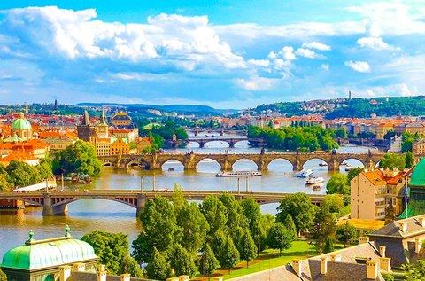 3 napos barangolás november elejéig Prágában