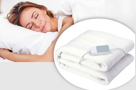 Elektromos ágymelegítő takaró 3 hőfokozattal