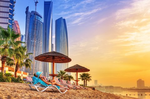 Kora tavaszi látogatás a jövő városában, Dubaiban