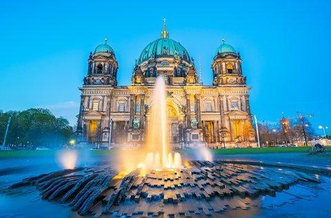4 napos tavaszi városnézés Berlinben