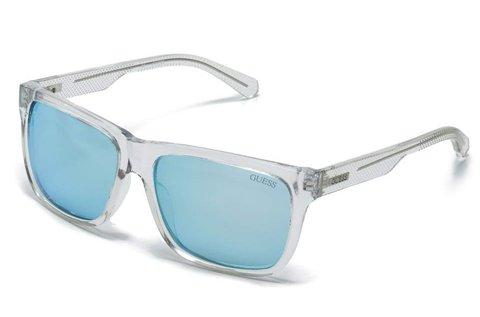 Guess férfi napszemüveg fehér színben