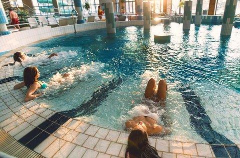 Gyopárosfürdői lazítás élményfürdő belépővel