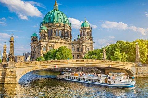 Családi kiruccanás a német fővárosba, Berlinbe
