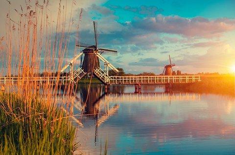 Buszos körutazás a Benelux államokban