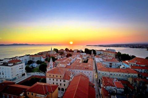 8 napos csodás vakáció repülővel a Horvát Riviérán