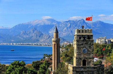 1 hetes mesés körutazás ősszel Törökországban