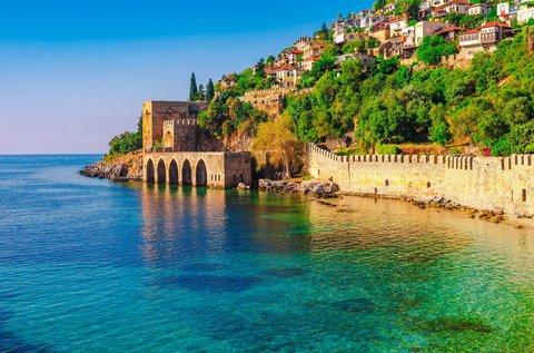 8 napos ősz végi körutazás 1 főnek Törökországban