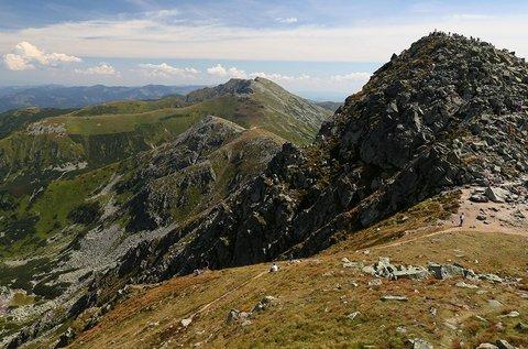 Kalandos kirándulás a Chopok hegycsúcsához