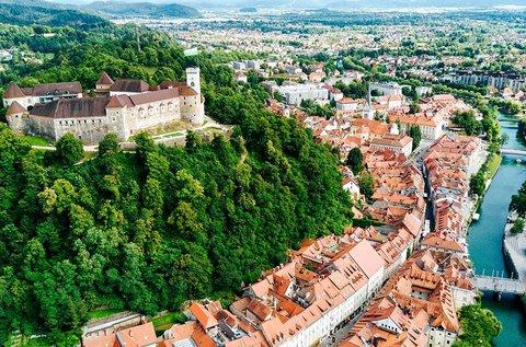 4 napos buszos körutazás 1 főnek Szlovéniában