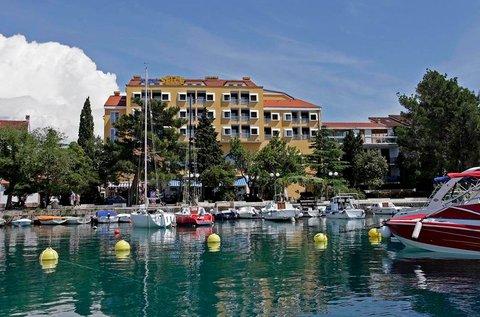 6 napos nyári feltöltődés a horvátországi Selcén