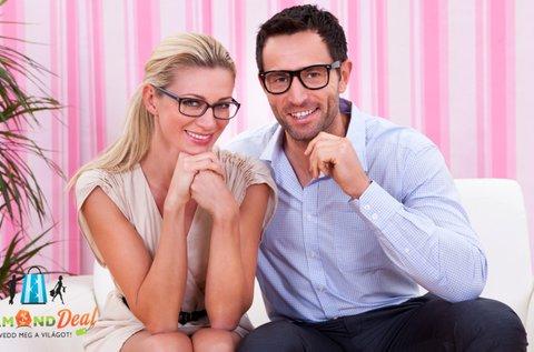 Multifokális szemüveg készítése látásvizsgálattal