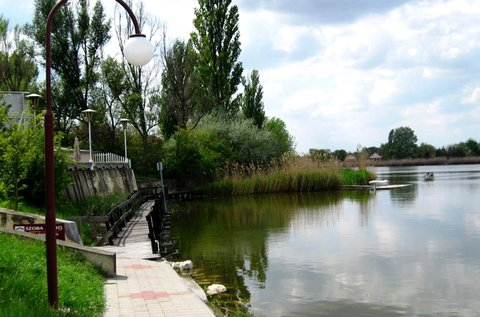 3 napos felfrissülés nyár elejéig a Szelidi-tó partján