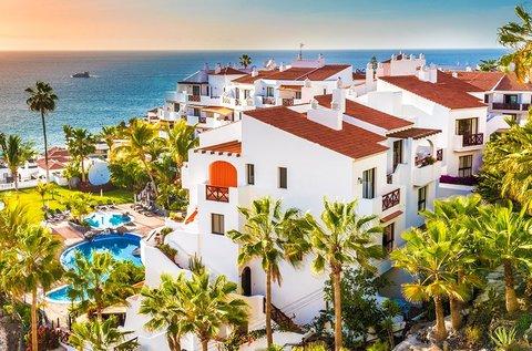 4 napos luxus nyaralás Tenerife homokos partján