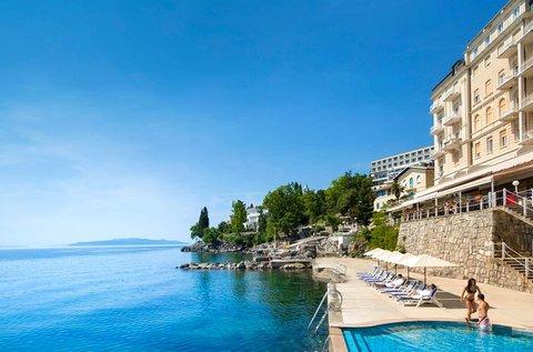 5 napos csodálatos vakáció a családdal Opatijában