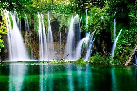 Látogass el tavasszal a festői Plitvicei-tavakhoz!